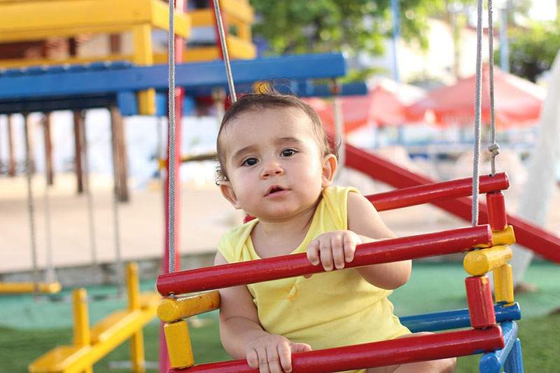 outdoor activities for 1 year old baby