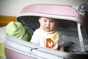 tips to travel with baby