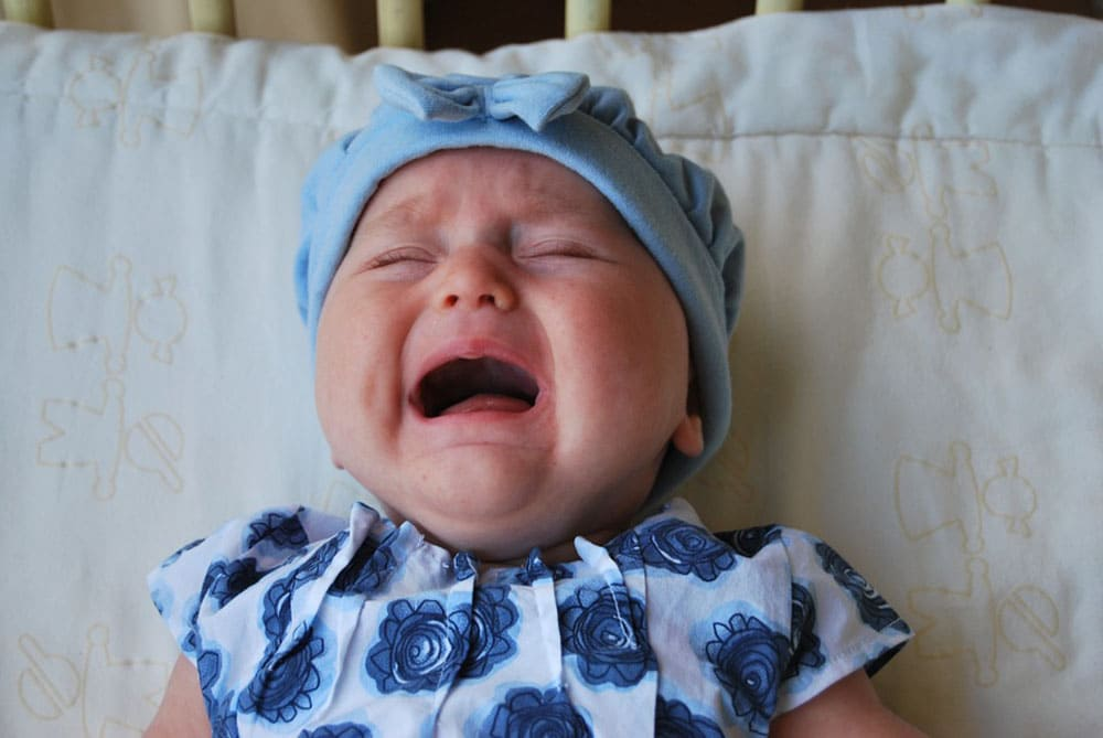 My Baby Is Always Crying: Reasons And How To Soothe Them