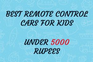 Best RC Remote Control Cars For Kids Under 5000 Rupees India Review 2020