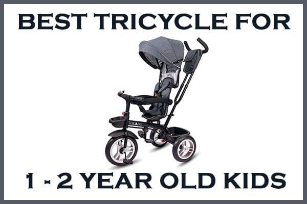 1-2 year baby cycle